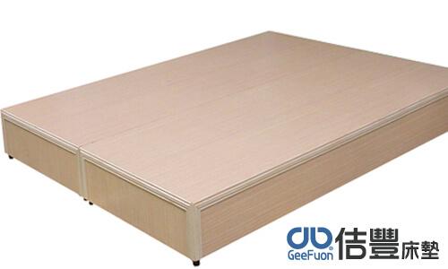 木頭床墊下墊