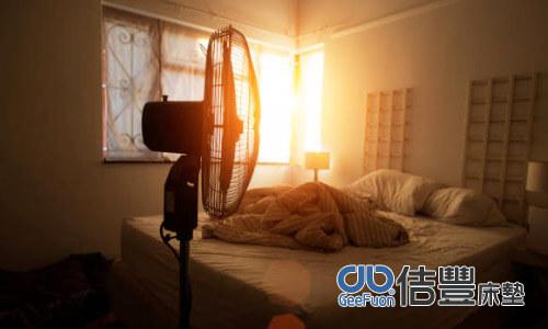 睡眠環境溫度的重要